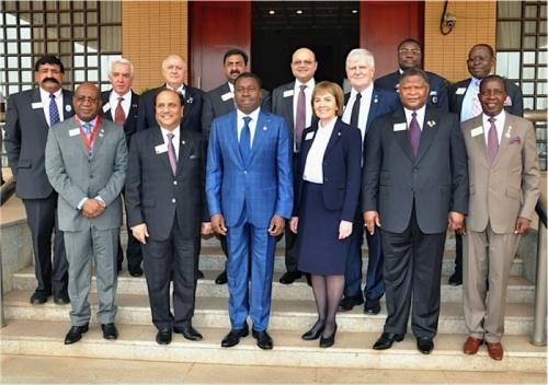 Le Lions Club International apporte son soutien à la politique sociale de Faure Gnassingbé