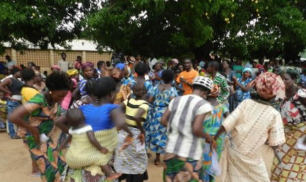 Togo: Les ressortissants de Blitta ont célébré ADE BOYILA DIGUIDI