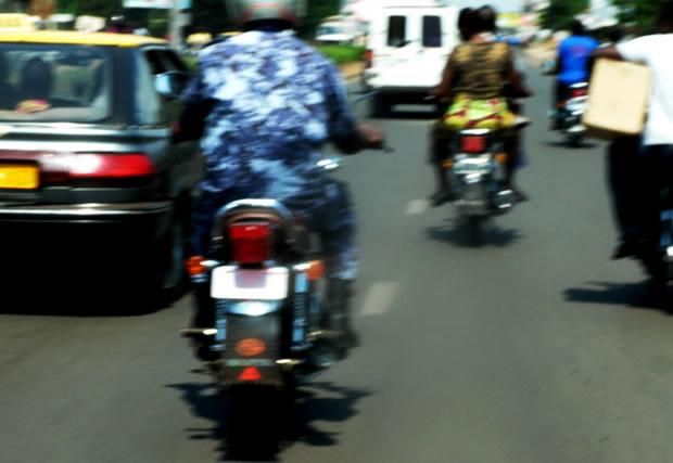 moto sans plaque