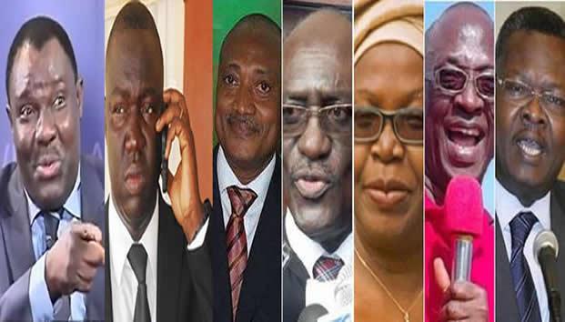 Une partie de l'opposition togolaise