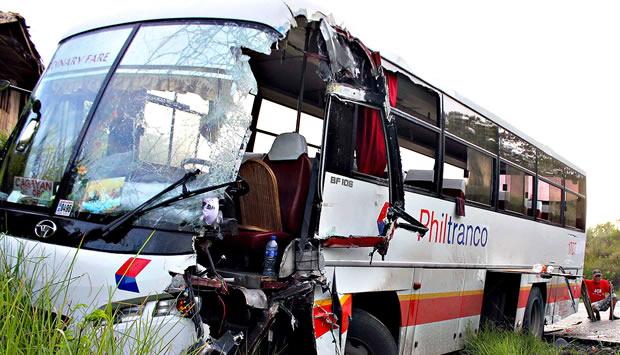 Accident de circulation grave à Pya : un bus de 15 places avec 36 personnes abord