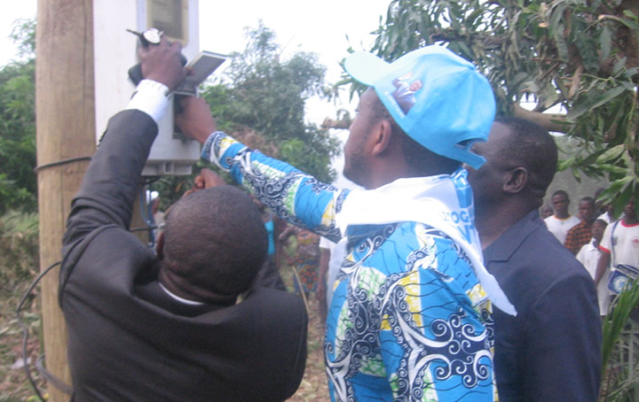 Mey Gnassingbe Amou Oblo