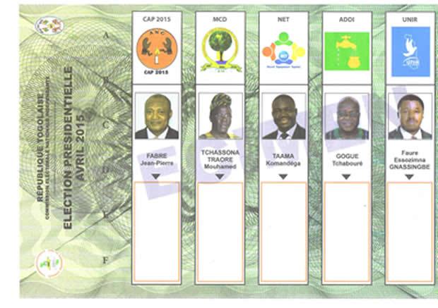 Campagne électorale au Togo : Echos des candidats