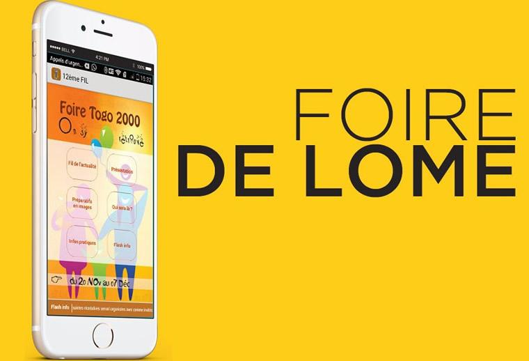 Foire internationale de Lomé (FIL) 2015 : Une foire sur les mobiles !