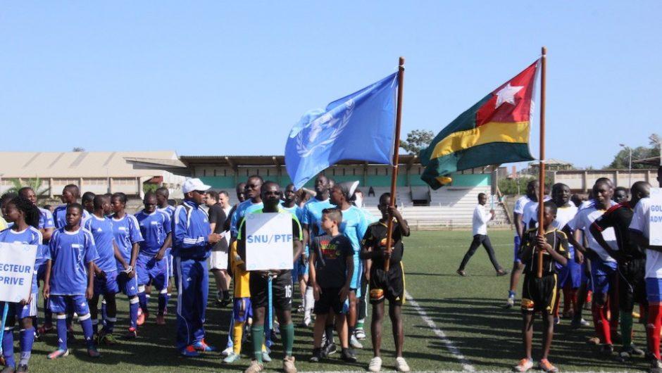 70 ans de l'ONU au Togo : Le match de tous les temps !