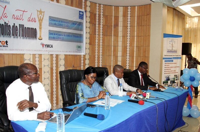 Droits de l'Homme au Togo : Les meilleurs acteurs distingués le 18 décembre à Lomé