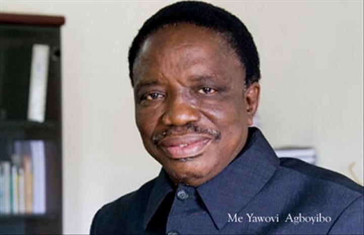 Crise au CAR : Le fondateur du parti Me Agboyibo indésirable ?