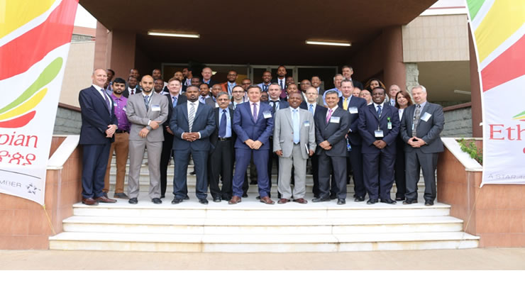 Ethiopian airlines conference