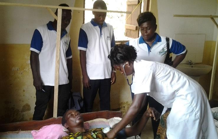 L'ONG-2PV : Au chevet des populations vulnérables togolaises !