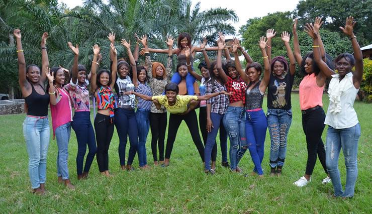 Miss Togo 2016 : Découvrez les candidates en diaporama !