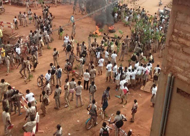 Grèves des enseignants : Arrestation de 3 élèves à Dapaong, la suite s'annonce inquiétante