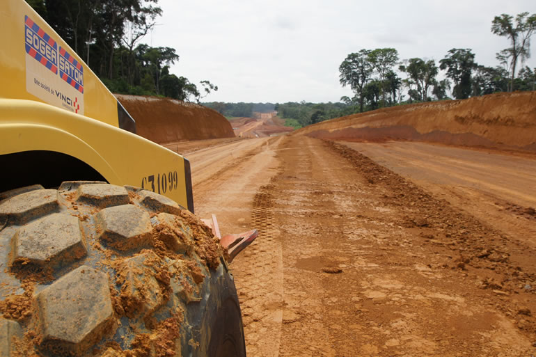 Voie Afagnan – Lomé : les chauffeurs vivent un chemin de croix