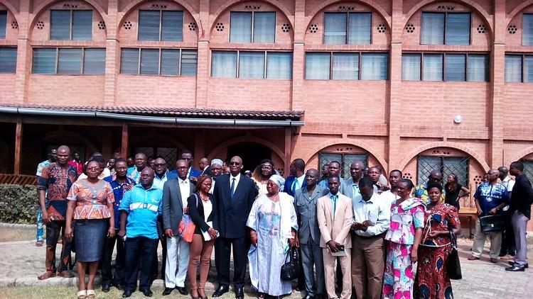 Togo : Les journalistes s'engagent au service du développement durable