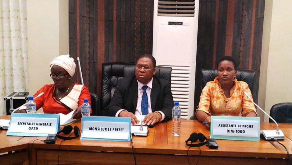 Togo : Le GF2D s'engage pour la libre circulation des biens et des personnes