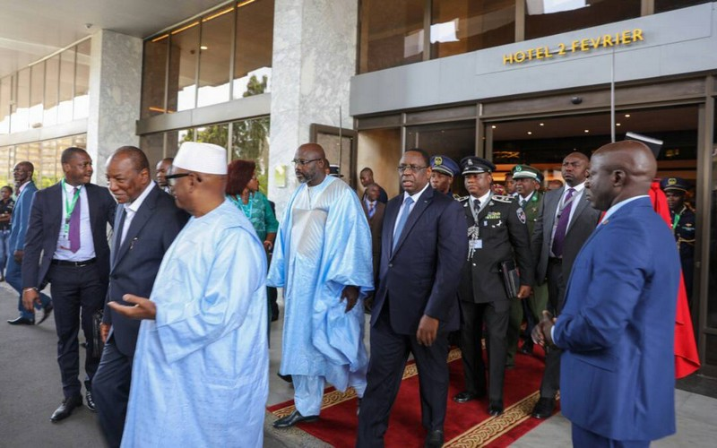 Paix et sécurité : Un  sommet conjoint CEDEAO-CEEAC à Lomé
