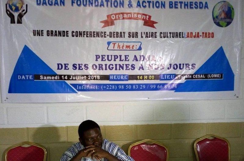 Dagan Foundation pour faire renaître le Peuple Adja