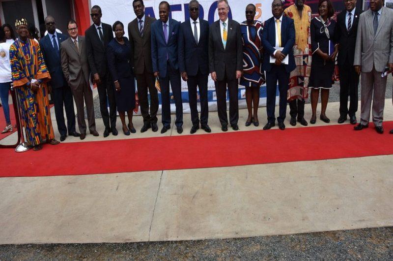 La conférence Afro-futurisme pour un réveil de l'Afrique