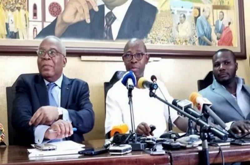 Togo/ Isaac Tchiakpé de l'UFC: «Nous sommes les aînés de la scène politique»
