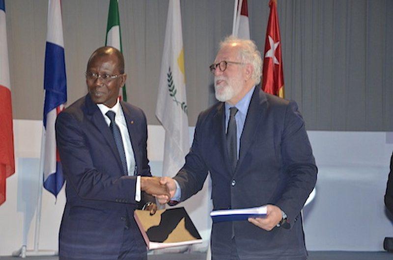 Forum Togo-UE: plusieurs accords signés lors de la première journée.