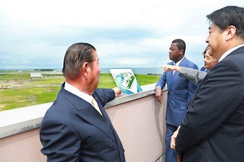 Le Président togolais en opération séduction au Japon avant le début de la conférence TICAD.