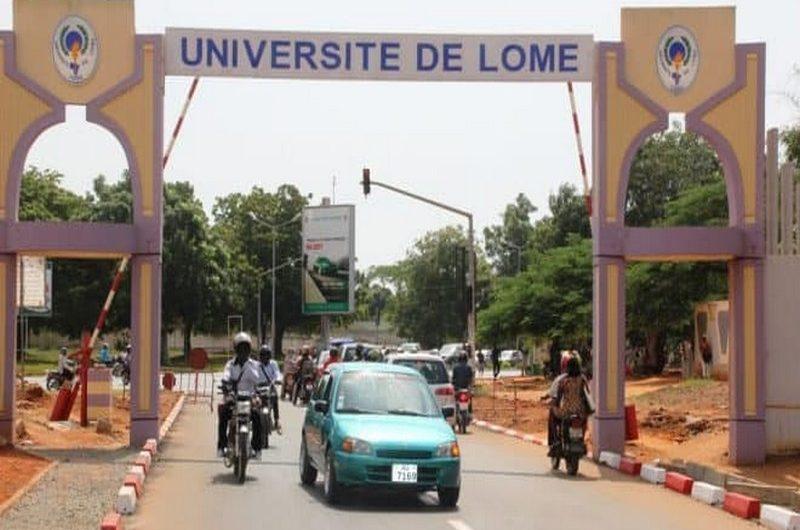 Togo/Coronavirus: les cours sont suspendus à l'Université de Lomé jusqu'à nouvel ordre.