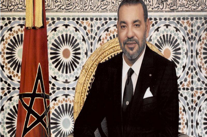 Le Roi du Maroc Mohammed VI félicite Faure Gnassingbé pour sa réélection.