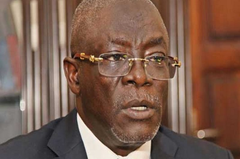 Togo/Elections présidentielles 2020:Me TCHASSONA Traore, un juriste avide de la magistrature suprême.