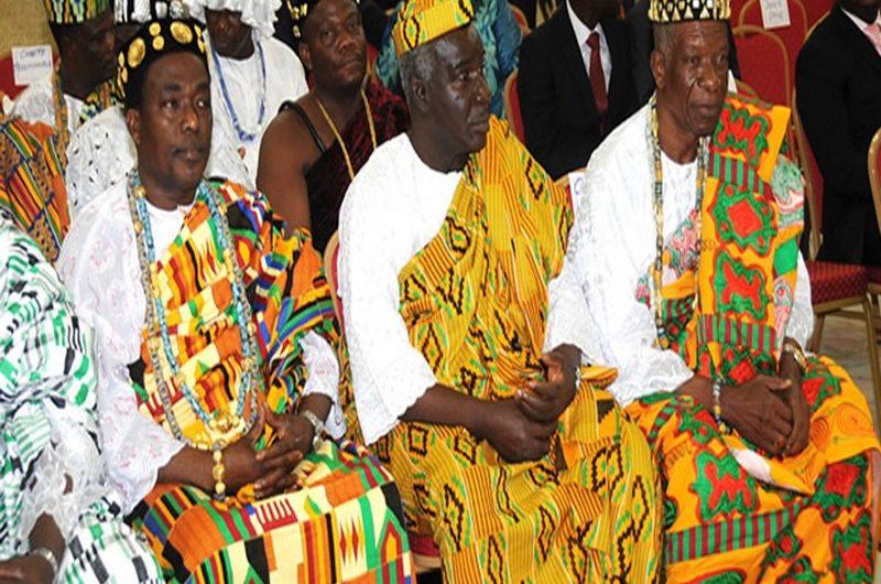 Togo: huit(08) chefs de cantons reconnus par décret.