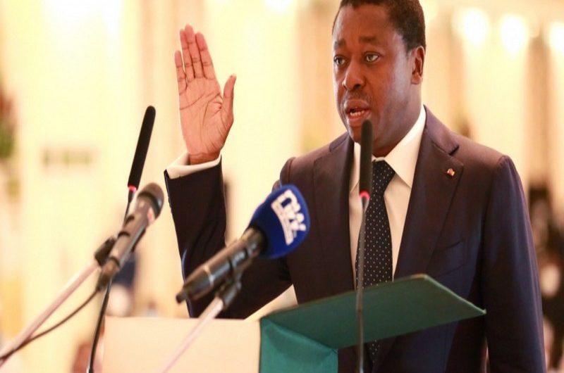 Togo: Faure Gnassingbé débute officiellement un nouveau quinquennat.