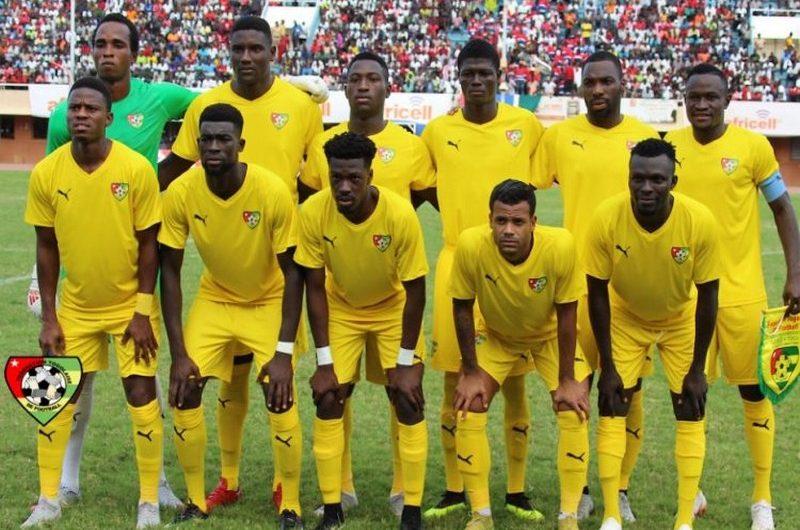 Football/Classement FIFA: le Togo au fond du trou.
