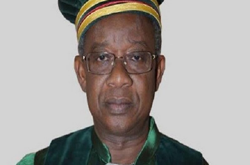 Togo: Abdoulaye Yaya, nouveau président de la cour suprême a officiellement pris ses fonctions.