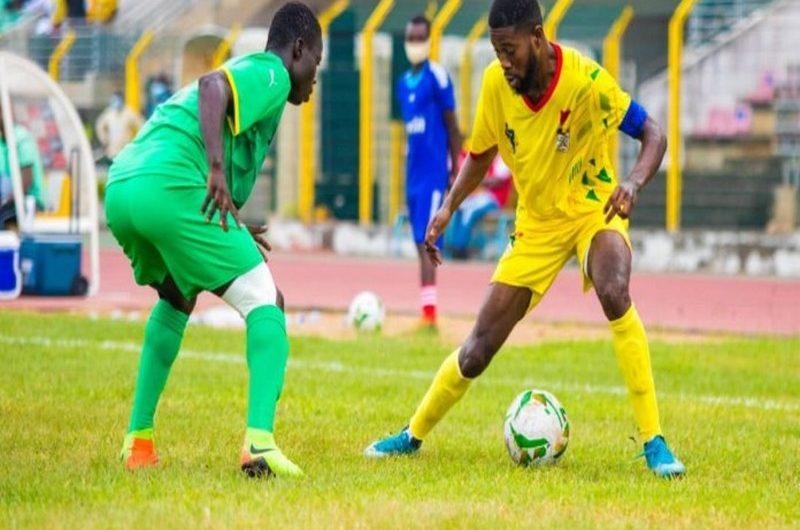 Tournoi UFOA B: les Eperviers du Togo U20 battus par le Bénin.