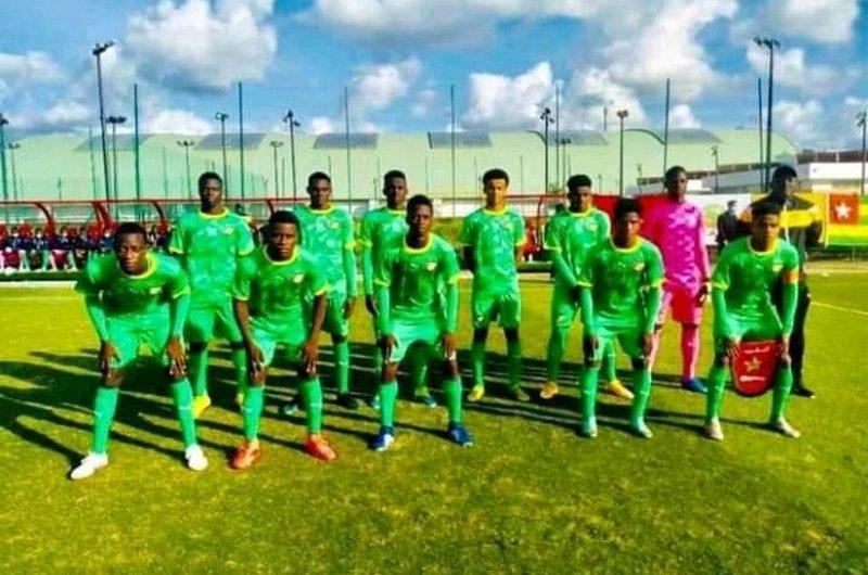 Tournoi UFOA-B: victoire impérative pour les Eperviers juniors face au Niger.