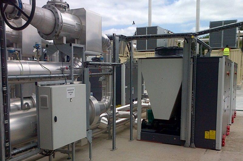 Togo: une centrale biogaz dans la préfecture de Kloto.