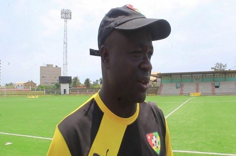 """CHAN 2020/Togo-Ouganda: Abalo Dosseh """"l'équipe a gagné un peu en puissance après le match contre le Maroc""""."""