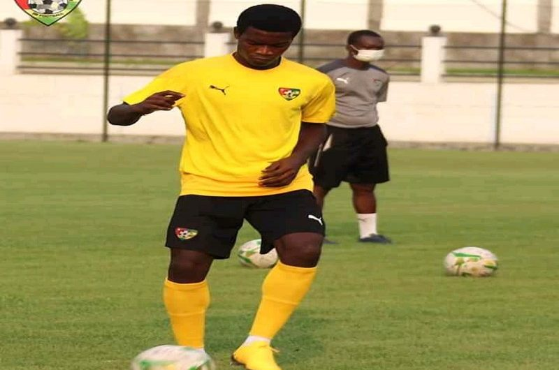 Togo: Sama Abdul-Hamilou défenseur au chan 2020 courtisé par un club majeur.