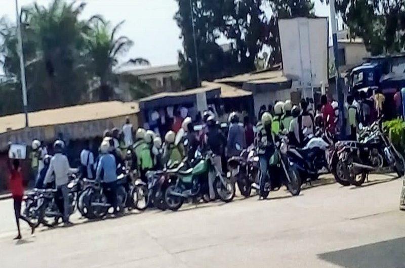 Togo: une jeune dame écrasée par une semi-remorque dans le quartier Totsi.