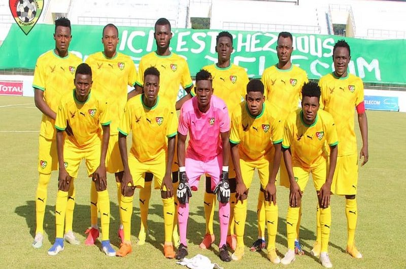 Classement FIFA: Le Togo continue de s'enfoncer.