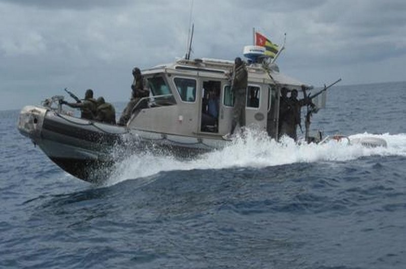 Togo: la marine togolaise participera à l'opération ''Obangame Express''.