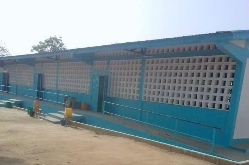 Amou Oblo / L'EPP KPALONGO dispose d'un bâtiment scolaire flambant neuf
