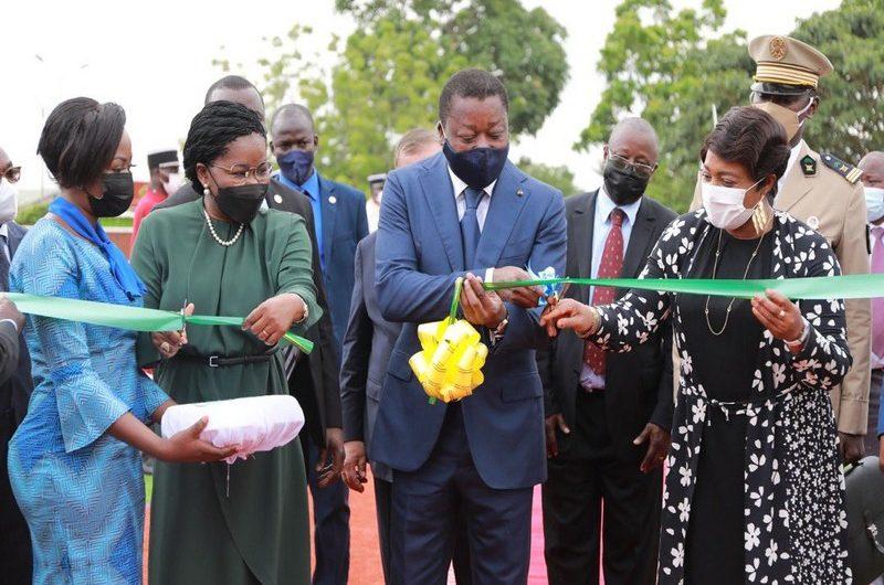 Togo: l'IFAD dédié aux métiers du bâtiment désormais opérationnel.