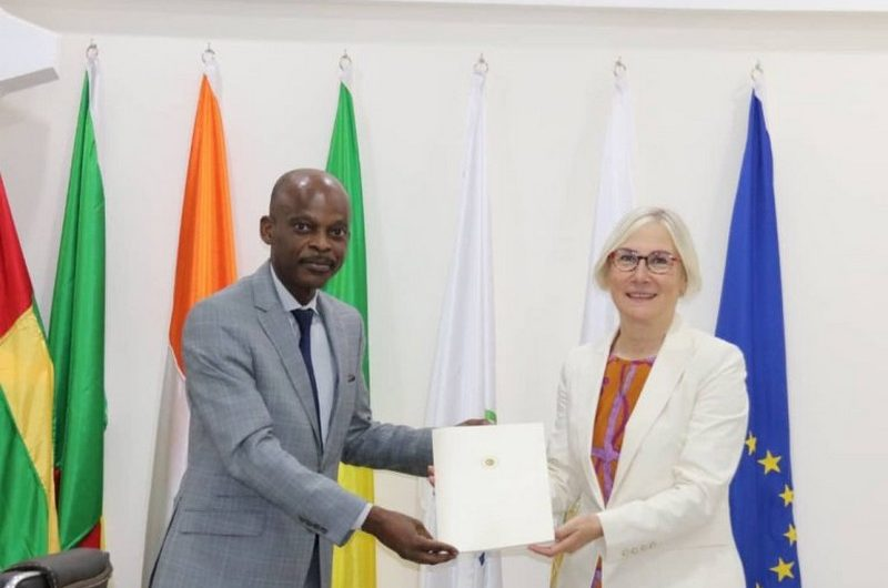 La Turquie ouvre une ambassade au Togo.