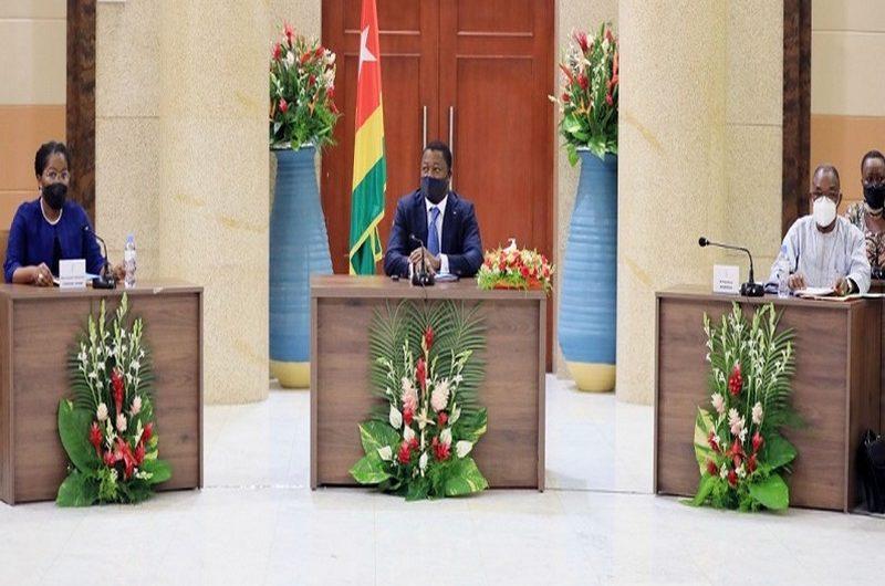 Togo: les grandes décisions du conseil des ministres du jeudi 03 juin 2021.