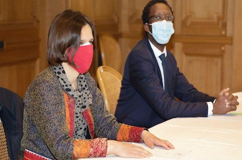 Togo: entretien très fructueux entre Faure Gnassingbé et Esther Duflo, Prix Nobel d'économie.