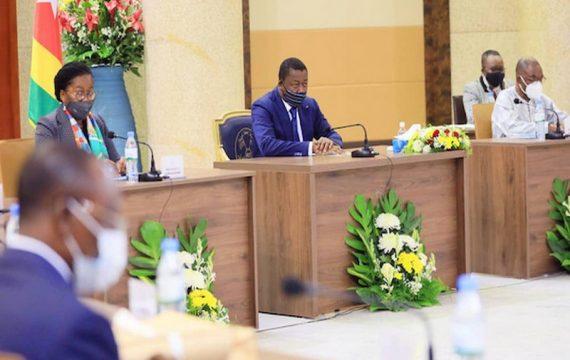 Togo: les grandes décisions du conseil des ministres du 09 septembre 2021.
