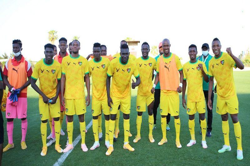 Coupe du monde 2022: le Togo s'incline face aux Lions de la Teranga.