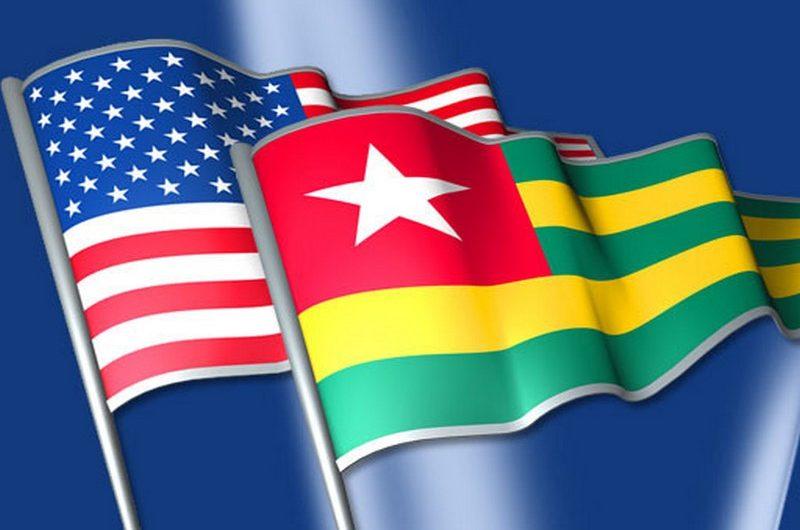 Togo: les Etats-Unis approuvent la gestion de la pandémie du Covid-19.