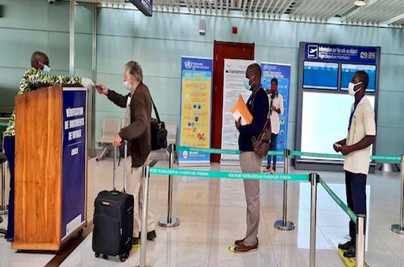 Covid-19: le Togo impose de nouveau une quarantaine aux voyageurs en provenance de sept pays.