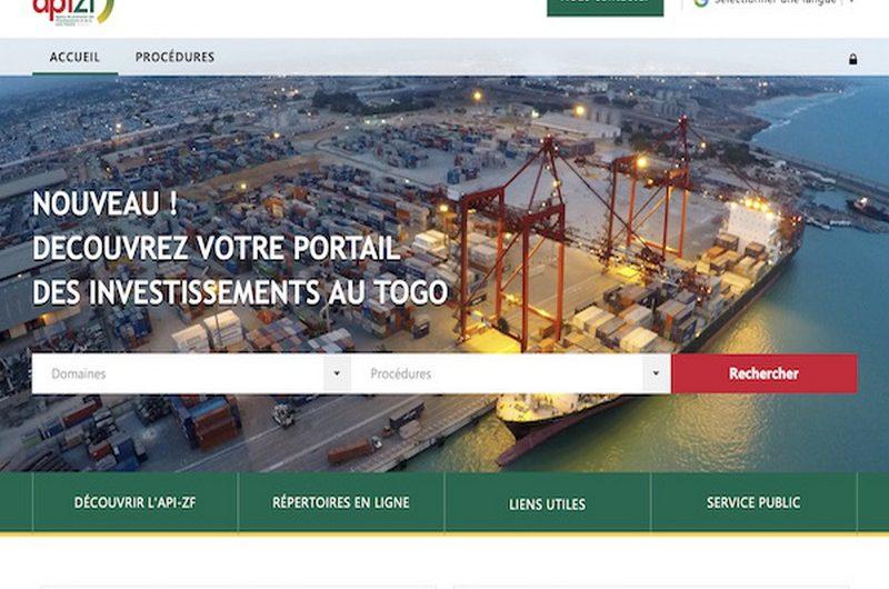 Togo: lancement de plateformes numériques dédiées à l'investissement.