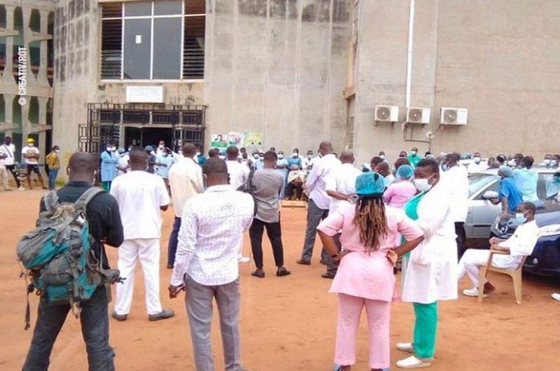 Togo: le corps médical suspend son mot d'ordre de sit-in